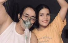 Loạt ảnh của NS Giang Còi và con gái 2k4 ở bệnh viện: Luôn rạng rỡ bất chấp bệnh tật, càng nhìn càng xót xa