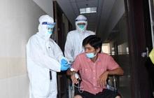 F0 điều trị khỏi xin ở lại chăm sóc người mắc COVID-19