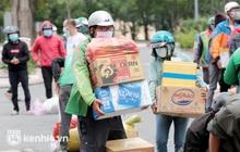 Shipper ở Sài Gòn được hỗ trợ đến 2 triệu đồng nếu đi giao hàng bị phạt