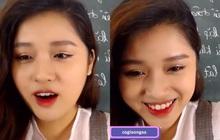 Xuất hiện thêm cô giáo Vật lý xinh như hotgirl livestream dạy học, có 1 điểm ăn đứt cô Minh Thu