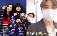 Bắt quả tang BTS nghêu ngao hát Lovesick Girls (BLACKPINK), fan tranh cãi ỏm tỏi vì không biết giọng ai