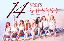 """SNSD và 14 năm bên nhau: """"Như những cô gái của mùa hè năm ấy, bọn mình quyết không dừng lại"""""""