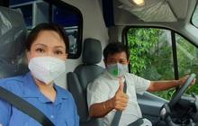 Mua xe cứu thương tặng ông Đoàn Ngọc Hải, Việt Hương bị chửi bới ra sao?