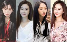 """Tranh cãi dữ dội mỹ nhân aespa giống """"vợ 45"""" thị phi Ham So Won ngỡ ngàng: Idol mới nổi nhà SM và Hoa hậu Hàn Quốc như bản sao?"""