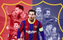 Dân mạng suy sụp, buồn đến mức không còn muốn xem bóng đá khi Messi rời Barcelona
