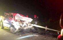Tai nạn nghiêm trọng, 4 cán bộ y tế thương vong