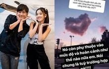 Giữa tin đồn hẹn hò Gin Tuấn Kiệt, Puka có chia sẻ gây chú ý về việc công khai tình yêu, thậm chí có cả chuyện kết hôn