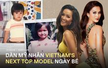 """Quiz: Đố bạn nhận ra các chân dài Vietnam's Next Top Model thời """"cởi truồng tắm mưa""""?"""