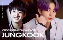 Cuộc đời huy hoàng của Jungkook (BTS): Mỗi năm 1 đỉnh cao mới, 16 tuổi debut và trở thành Đặc phái viên Tổng thống khi vừa 24