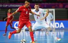 """Nhận định Futsal World Cup: Việt Nam đá """"chung kết"""" với Panama để tìm tấm vé đi tiếp"""