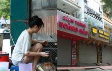 """Hà Nội: Người tất bật dọn dẹp, nơi """"cửa đóng then cài"""" trước thời điểm được mở cửa bán hàng trở lại"""