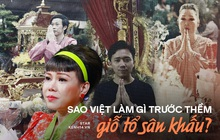 Showbiz Việt trước thềm Giỗ tổ sân khấu: Dàn sao nước ngoài tụ họp, Hồng Vân - Việt Hương chạnh lòng còn NS Hoài Linh thì sao?