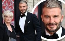 David Beckham đẹp xuất thần khi cùng mẹ đến dự lễ trao giải, nhưng điều gây chú ý nhất lại là dấu vết bí ẩn trên sống mũi
