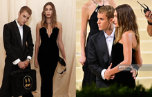 Hé lộ cảm xúc thật của Justin Bieber và vợ khi bị khán giả réo tên Selena ở Met Gala