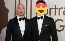 """""""Loá mắt"""" trước diện mạo bảnh bao của quý tử lớn nhà tỷ phú Amazon, xứng đáng lọt top những người thừa kế được khao khát nhất thế giới"""