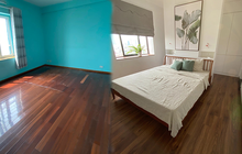 7 màn cải tạo cho bạn động lực tân trang phòng ngủ nhỏ, xài đúng tuyệt chiêu là lên đời trông thấy