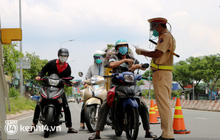 TP.HCM: Thêm 19 nhóm đối tượng lưu thông không cần Giấy đi đường