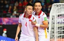 Tuyệt vời!! Đội tuyển futsal Việt Nam nghẹt thở vượt qua Panama tại World Cup, tiến gần tới tấm vé đi tiếp