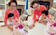 Phạm Hương lần đầu hé lộ chân dung mẹ chồng giàu có quyền lực, chỉ 1 khoảnh khắc là biết yêu chiều cháu nội cỡ nào