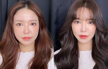 Tip hay từ stylist Hàn: Muốn biết mình hợp nhuộm tóc tối hay sáng màu, hãy xét dáng mặt