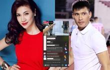 Pha Lê bị bắt gặp vào xem livestream của Công Vinh, chẳng ngại hé lộ luôn thái độ của chồng ngoại quốc