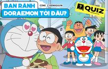 """QUIZ: Triệu hồi fan cứng Doraemon, nhớ được cả mã số của mèo ú mới đáng mặt """"nhân tài""""!"""