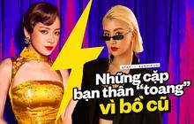 """Vbiz có 3 cặp chị em """"trên bến dưới thuyền"""" rồi cũng toang: Chi Pu - Quỳnh Anh Shyn """"chấn động"""", Jolie Nguyễn bị mắng xấu tính"""