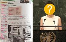 Điểm thi ĐH đì đẹt, mỹ nhân Cbiz 37 tuổi mới lội ngược dòng học tiếng Anh với sở thích kỳ quái và giờ gây bão luôn ở Liên Hợp Quốc