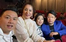 Sao Vbiz Giỗ tổ ngành sân khấu ở Mỹ: Quang Lê, Thuý Nga tề tựu, bà xã cố NS Chí Tài làm 1 điều đặc biệt