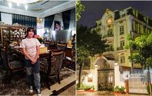 """Thêm loạt ảnh mới bên trong """"lâu đài"""" 2.400m2 giữa trung tâm Sài Gòn của CEO Đại Nam: Xa hoa hết cỡ!"""