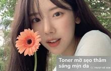 """Chị em sắm ngay: 4 toner Hàn Quốc chuyên trị sẹo mụn, vết thâm, dưỡng da sáng mịn đang có giá """"iu thương"""""""