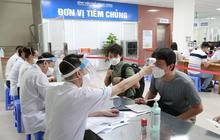 Tối 18/9, Hà Nội thêm 2 ca mắc Covid-19 ở Long Biên và Đống Đa, cả ngày có 19 ca