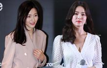 Xém chút nữa là Song Hye Kyo và Jeon Ji Hyun đã tạo nên lịch sử rồi!