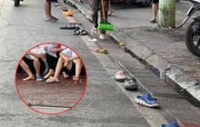 Khoảnh khắc hàng loạt đôi dép bơ vơ cho thấy người Việt cực kỳ sáng tạo, nhất là khi liên quan tới chuyện ăn uống