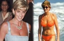 """Ít ai biết, công nương Diana từng có nhiều bộ váy sexy ra phết nhưng """"cháy"""" nhất phải là loạt bikini cơ!"""