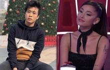 Sự thật về thí sinh The Voice giống người Việt được Ariana Grande nài nỉ về đội
