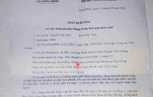 Cấp giấy đi đường cho cụ ông 85 tuổi đến bệnh viện... khám thai