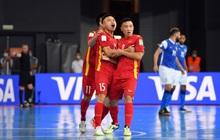 [Trực tiếp Futsal World Cup] Việt Nam vs CH Czech: Hướng đến điều kỳ diệu cho mục tiêu giành vé đi tiếp