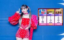 """Lisa (BLACKPINK) trượt cúp khiến fan phẫn nộ """"ném đá"""" đối thủ, Knet ngán ngẩm: Tính hủy hoại hình ảnh idol hay gì?"""