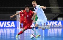 ĐT futsal Việt Nam có thể tránh được bàn thua trước CH Czech và yên tâm hơn nếu...