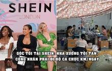 """Vạch trần Shein - đế chế tỷ """"đô"""" bí ẩn nhất Trung Quốc: Nhà xưởng tồi tàn, nhân viên phải đi bộ cả chục km/ngày, tất cả đều bị cấm nói về công ty"""