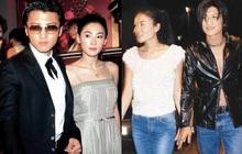 Chỉ cần nhìn vào 2 bức ảnh chụp chung với Trương Bá Chi và Vương Phi là đã hiểu Tạ Đình Phong yêu ai đắm đuối hơn
