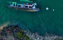 Lật tàu trên sông ở Trung Quốc, ít nhất 10 người tử vong, nhiều người mất tích