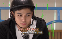Jun Phạm tấu hài tại Running Man Việt tập 1: Chê Ngô Kiến Huy đã miệng rồi tự đi vào vết xe đổ
