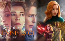 """Phim về Hoàng gia Anh xuất sắc đến độ """"phá đảo"""" Emmy 2021, WandaVision bị """"đè bẹp"""" đáng tiếc!"""