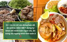 """""""Nhũng nhiễu"""" thị trường bán bún bò online ở Sài Gòn, cư dân mạng nhất quyết đòi… bỏ tù người bán, vì sao?"""