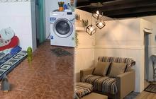 """8 màn cải tạo phòng trọ cho bạn thêm động lực decor, ở nhà thuê nhưng """"xịn"""" chẳng kém nhà riêng"""