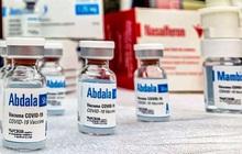 Việt Nam mua 10 triệu liều vắc xin ngừa COVID-19 của Cuba