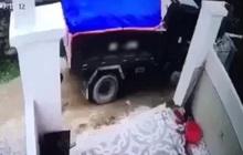 Hà Tĩnh: Bố lùi xe vô tình đè trúng con trai gần 2 tuổi tử vong