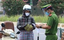 Sau 6h ngày 21/9, Hà Nội không áp dụng giấy đi đường, không còn phân chia 3 vùng